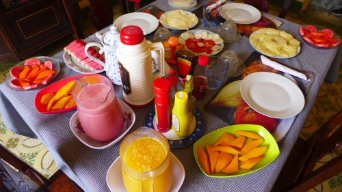 Casa Amistad Frühstück002